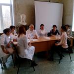 Аттестация  средних медицинских работников  города Моршанска, Моршанского, Сосновского и Пичаевского районов