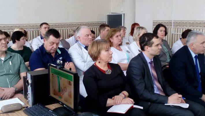Об итогах деятельности ТОГБУЗ «Моршанская ЦРБ» в 2018 году и задачах на 2019 год