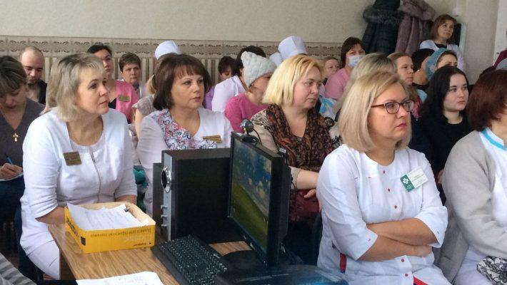 Конференция для средних медицинских работников