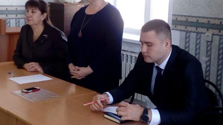 Новый главный врач — Комаров Иван Иванович